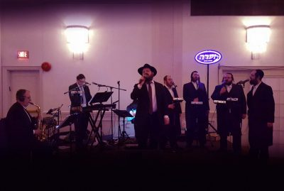 Zimra with Benny Friedman
